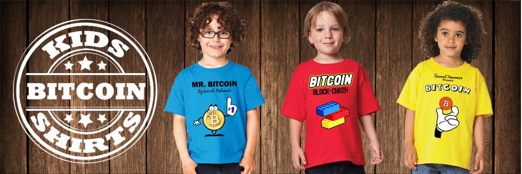 Bitcoin T Shirt Store
